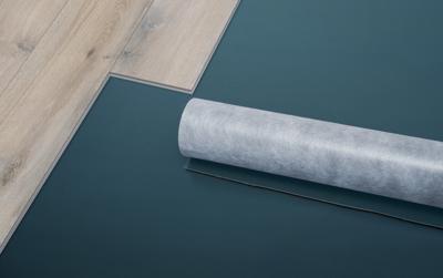Podložka pod vinylové a SPC podlahy