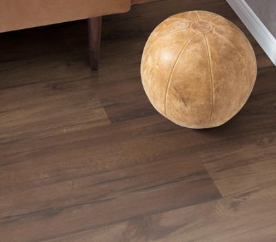 Laminátová podlaha Brynford hnědý - 2
